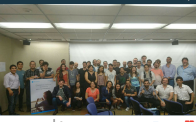Buenos Aires held the first event focused in creating startups using satellite  big data