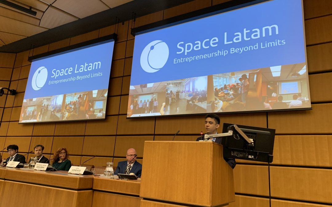 We Participated in the World Space Forum 2019 in Vienna